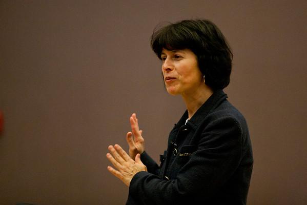 """The EU Under Fire"": Silvia Kofler Lecture"