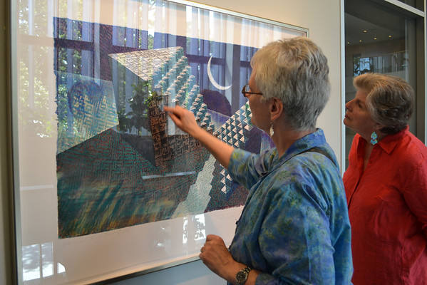 """""""Impressions From an Artist and a Scholar"""": Lecture and Art Viewing"""