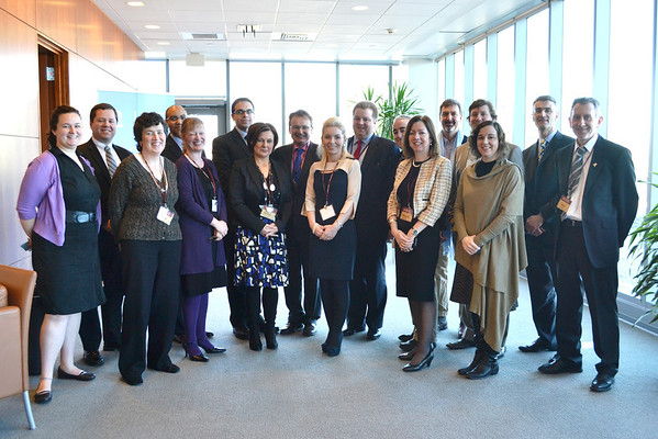 Ireland and North Ireland State Department Visit