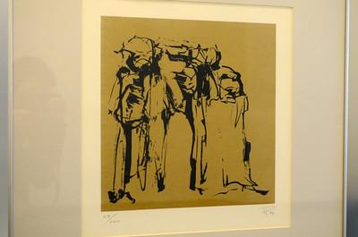 62/200 - Luisa Palacios  Ink lithograph  Gift of Federico Gil