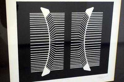 Activación - Luis Chacon  Ink lithograph  Gift of Federico Gil