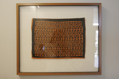Mola from San Blas Islands - Cuna indians, Panama  Fabric  Gift of Neal Johnson