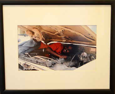 One Good Chance Omo Valley, Ethiopia Chase Foster  Photo print  Gift of artist Chase Foster