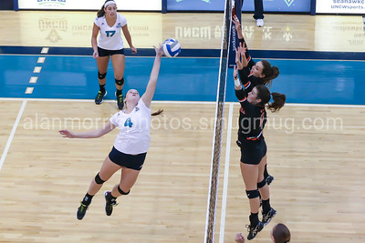 UNCW Volleyball