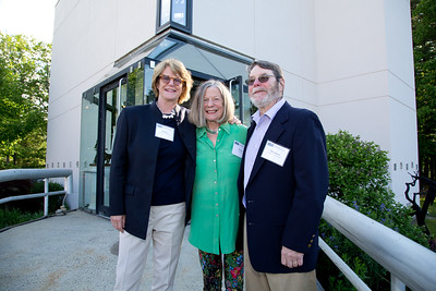 Anne Zill Retirement Party at the UNE Art Gallery in Portland, Maine on 6.21.18