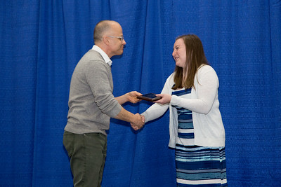 UNE Biddeford Campus Awards Ceremony on 4.24.18.  University of New England Biddeford Campus, Biddeford, ME