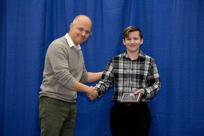 UNE Biddeford Campus Awards Ceremony on 4.24.18.  University of New England Biddeford Campus, Biddeford, ME