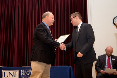 UNE - University of New England College of Dental Medicine Awards 5.15.17