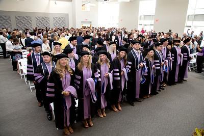 UNE College of Dental Medicine Hooding Ceremony 5.20.17