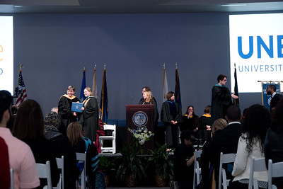 UNE College of Graduate and Professional Studies Hooding Ceremony, 5.18.18, Portland, Maine, GPS