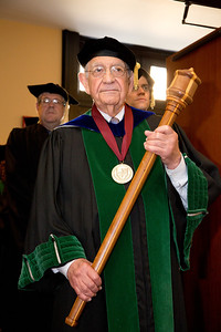University of New England College of Osteopathic Medicine Hooding Ceremony at Merrill Auditorium, Portland Maine 5.17.14