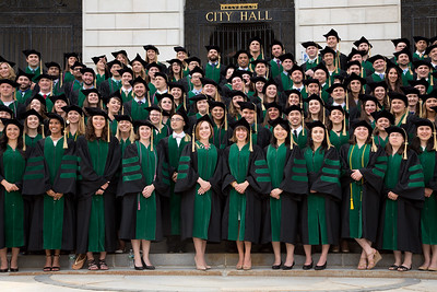 University of New England College of Osteopathic Medicine Hooding Ceremony at Merrill Auditorium, Portland Maine 5.21.16