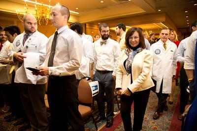 COM White Coat Ceremony 10.9.14