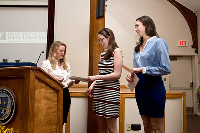 UNE College of Pharmacy 5th Annual Awards and Honors Ceremony on 4.24.14.  UNE CoP Portland, Maine