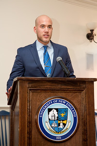 UNE College of Pharmacy Awards and Honors Ceremony on 4.26.18 held in Alumni Hall on the Portland Campus of UNE Portland, Maine