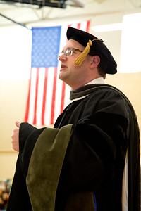 University of New England College of Pharmacy Hooding Ceremony at WPAC, Westbrook, Maine 5.18.14
