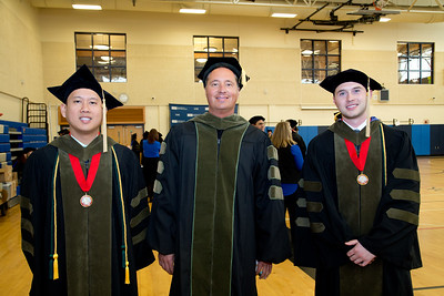 University of New England College of Pharmacy Hooding Ceremony at WPAC, Westbrook, Maine 5.22.16