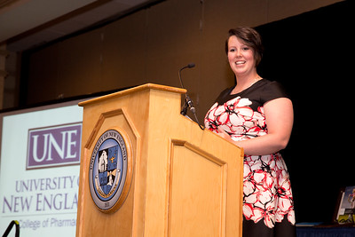 UNE College of Pharmacy Class of 2016 Awards held on 5.18.16, Portland, Maine