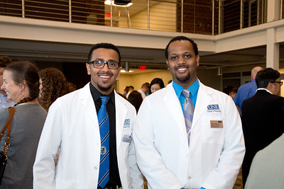 UNE College of Pharmacy (CoP) White Coat Ceremony 2017