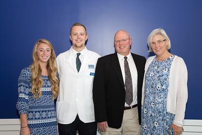 UNE College of Pharmacy (CoP) White Coat Ceremony 2017