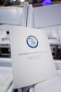 UNE College of Dental Medicine Hooding / Commencement Ceremony 5.18.18