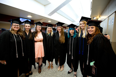 University of New England Commencement held at the Cross Insurance Arena in Portland, Maine on 5.20.17