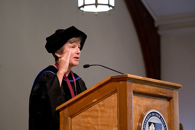 56th Deborah Morton Society Convocation Ceremony, 9.19.17.  University of New England, Portland Campus, Portland, Maine.