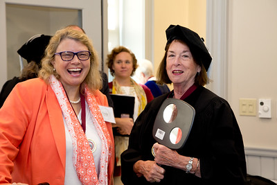 55th Deborah Morton Society Convocation Ceremony, 9.20.16.  University of New England, Portland Campus, Portland, Maine.