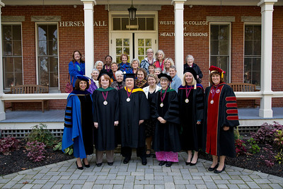 Deborah Morton Convocation at the University of New England Portland Campus on 9.17.13
