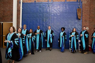 UNE College of Graduate and Professional Studies Hooding Ceremony, 5.19.17, Portland, Maine, GPS