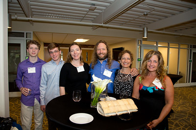 Judy Glickman Lauder and Stephen Halpert reception at Innovation Hall on the Portland Campus of UNE on 8.15.17