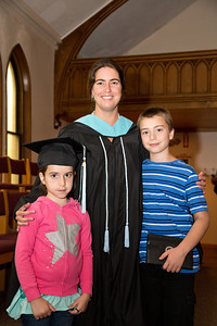 University of New England MS Ed Hooding Ceremony in Portland, Maine on 5.16.14