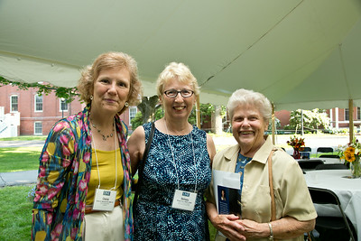 UNE School of Social Work, 25th Anniversary.  Event held on the Portland Campus on 7.18.14