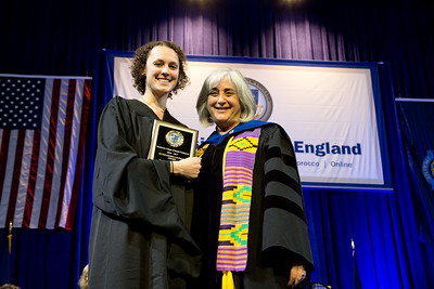 Westbrook College of Health Professions Graduate Award and Hooding Ceremony, 5.19.17, Portland, Maine