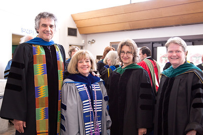 Westbrook College of Health Professions Graduate Pinning and Award Ceremony, 5.16.14, Portland, Maine
