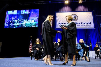 Westbrook College of Health Professions Undergraduate Pinning and Award Ceremony, 5.19.17, Portland, Maine