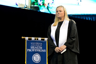 Westbrook College of Health Professions Undergraduate Pinning and Award Ceremony, 5.18.18, Portland, Maine