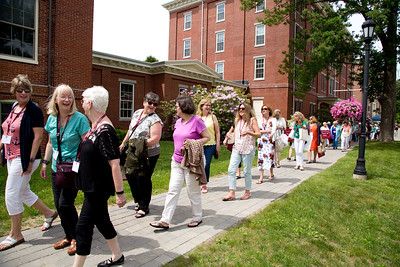 UNE Westbrook College Reunion 2018 held on the Portland, Maine Campus on 6.16.18