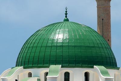 Al-Jazzar Mosque, Akko, Israel
