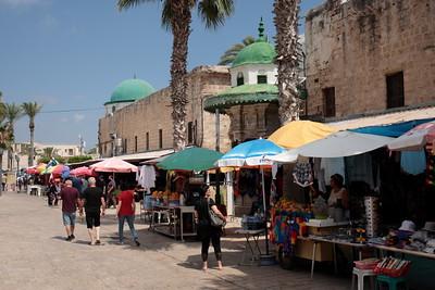 A market in Akko