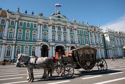 Hermitage Museum / Winter Palace (Государственный Эрмитаж), St. Petersburg, Russia