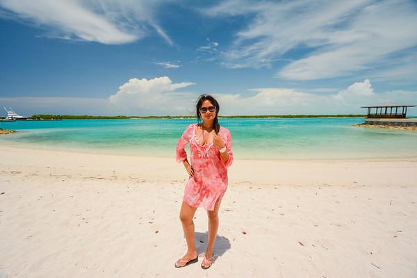 Lounging Around @ Providenciales, Turks & Caicos