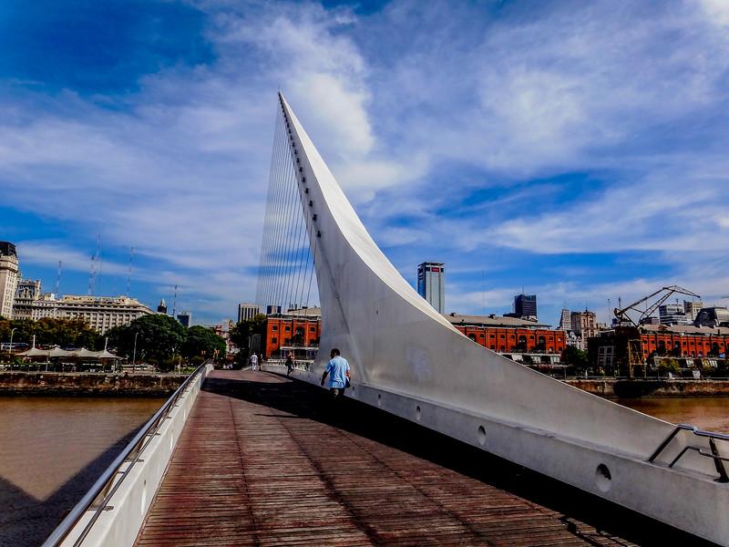 Puerto Madero @ Buenos Aires, Argentina
