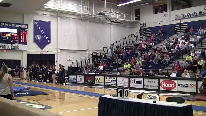 V-Hannah Barile-9 775 vs Rutgers-1-6-13