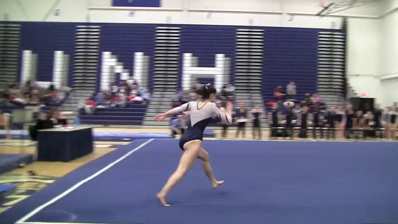 FX-Kate McGeever 9 75 WVU 2 25 12