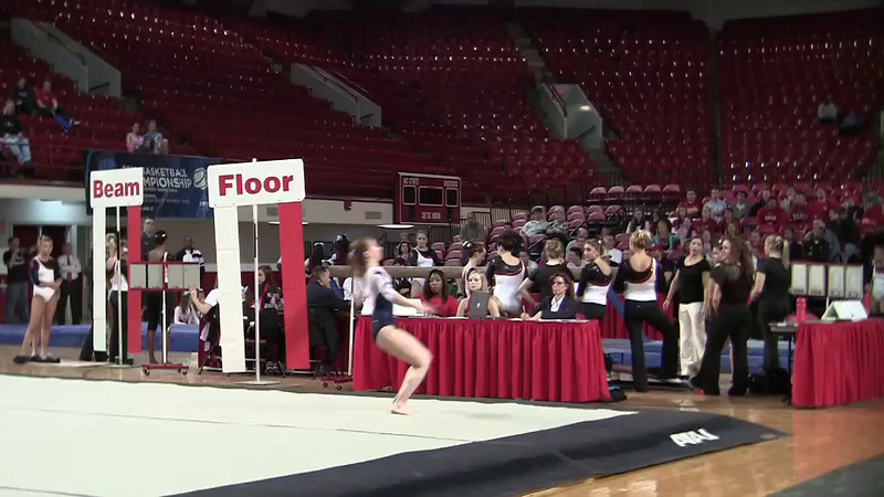FX-Kayla Gray 9 825 at NCState 2 17 12