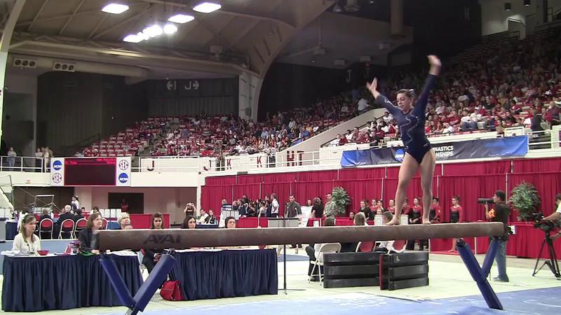 BB-Jannelle Minichiello 9 5 NCAA Regionals 4 7 12