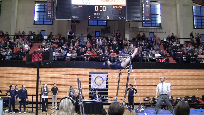 UB-Jillian Hudson x8 4 Oregon St 3-16-12