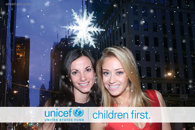UNICEF Snowflake Ball Photo Booth 2016