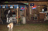 Tiki Bar at night with flash, security by Gatorbait the dog at no extra charge.
